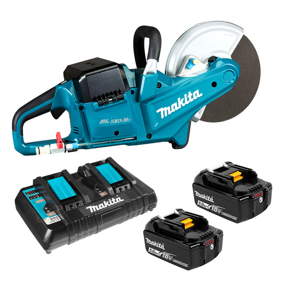 Makita 18Vx2 Brushless 230mm (9