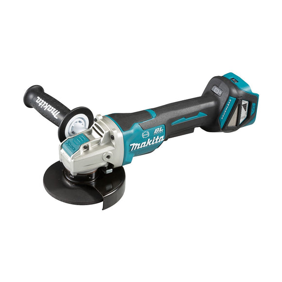 Makita 18V Brushless X-Lock Angle Grinder