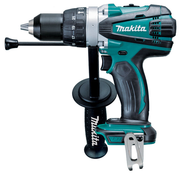 18V Heavy Duty Hammer Driver Drill - Tool Only