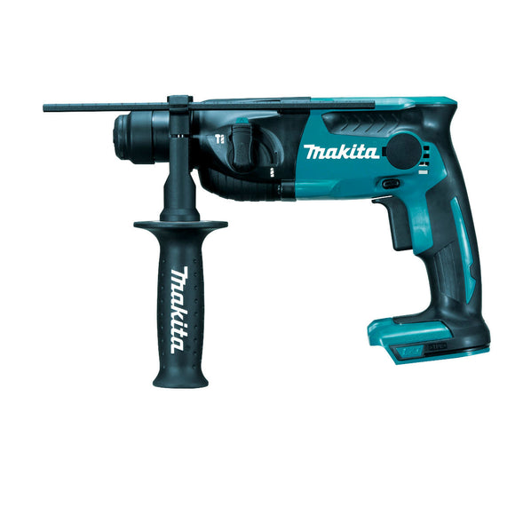 Makita 18V 16mm SDS Plus Rotary Hammer - Tool Only