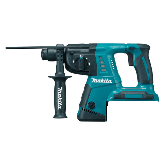 Makita 18Vx2 26mm SDS Plus Rotary Hammer - Tool Only