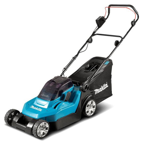 "Makita 18Vx2 Lawn Mower 380mm (15"")"