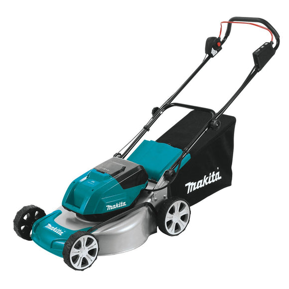 Makita 18Vx2 Brushless Lawn Mower 460mm (18