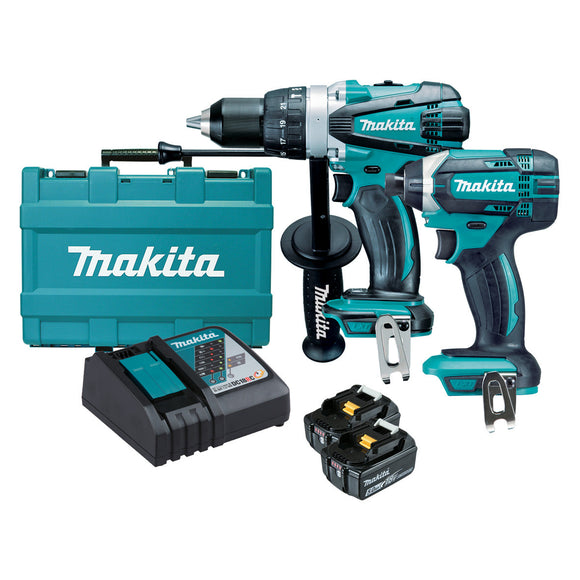 Makita 18V Cordless  2 Piece Combo Kit