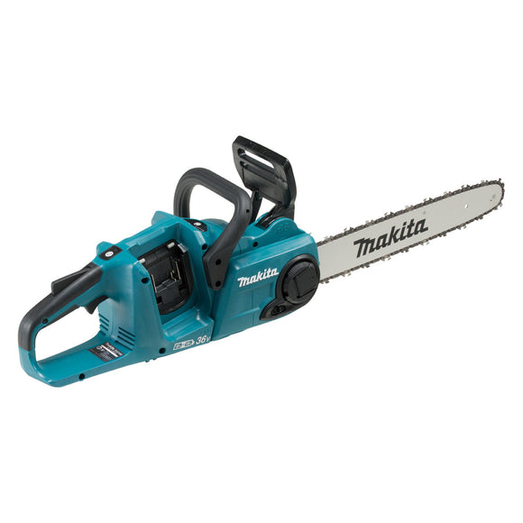 Makita 18Vx2 400mm BRUSHLESS Chainsaw - Tool Only
