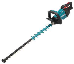 Makita 18V BRUSHLESS 750mm Hedge Trimmer, Includes specialised blade for increased runtime - Tool Only