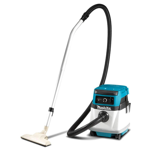 Makita 18Vx2 Wet/Dry Dust Extraction Vacuum