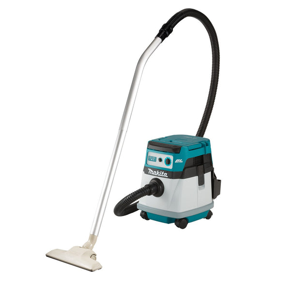 Makita 18Vx2 Brushless Wet/Dry Dust Extraction Vacuum