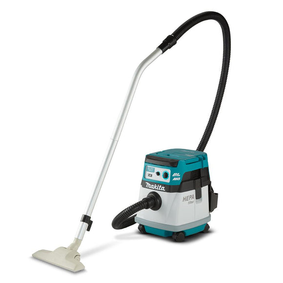 Makita 18Vx2 Brushless AWS Dust Extraction Vacuum