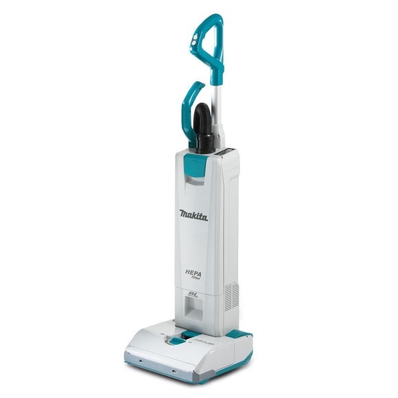 Makita 18Vx2 Brushless Upright Vacuum Cleaner