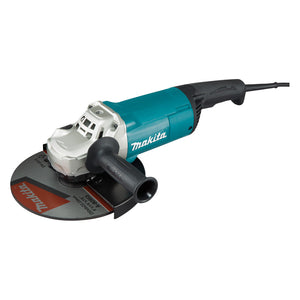 "Makita 230mm (9"") Angle Grinder, 2200W"