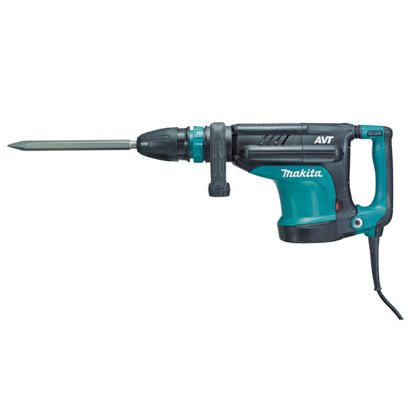 Demolition Hammer, SDS Max, 1,450W, 10.8kg, with AVT