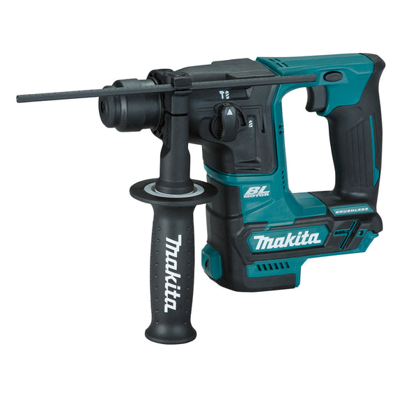 Makita 12V Max BRUSHLESS 16mm SDS Plus Rotary Hammer  - Tool Only