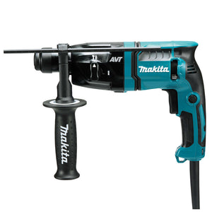 Makita 18mm SDS Plus Rotary Hammer, AVT, LED Job light