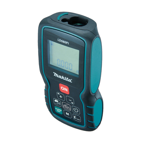 Makita 80m Incline Sensor Laser Distance Measurer