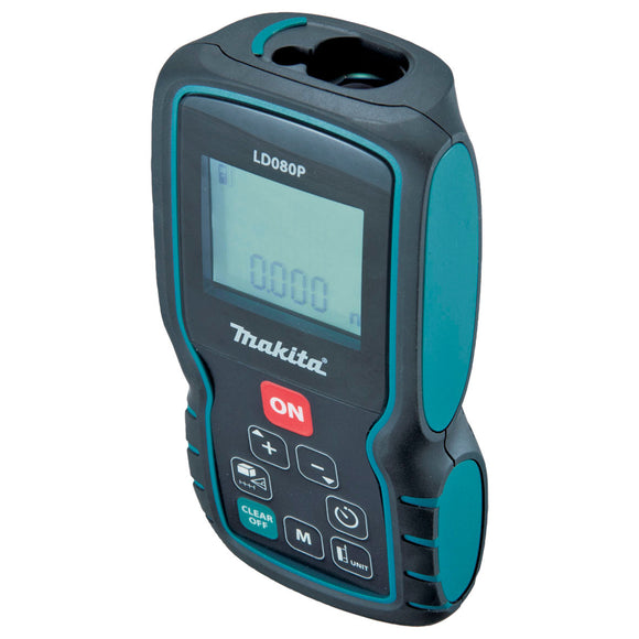 Makita 80m Laser Distance Measurer