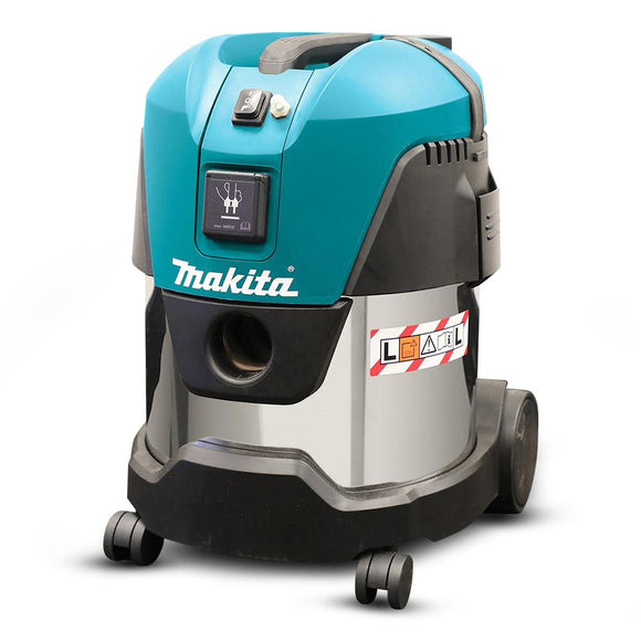 Makita 20L Wet/Dry Dust Extraction Vacuum