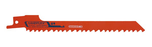 Reciprocating saw blade, Sandflex scroll blade, 5 blades/pack
