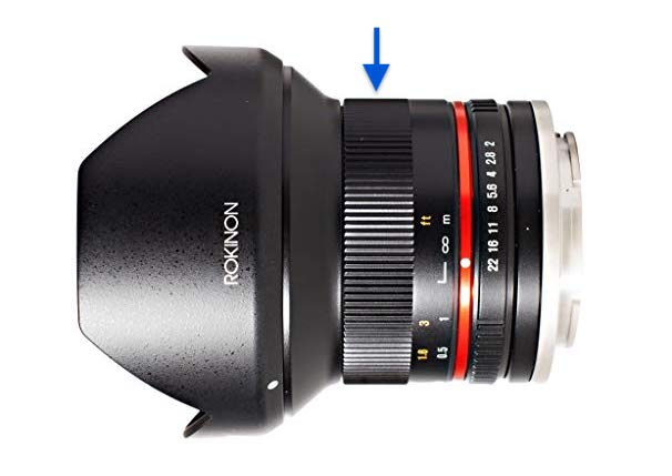 Rokinon 12mm f/2.0 NCS CS