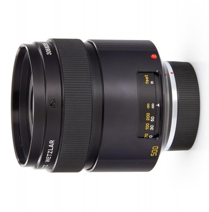 Leica 500mm F/8 MR-TELYT-R Mirror