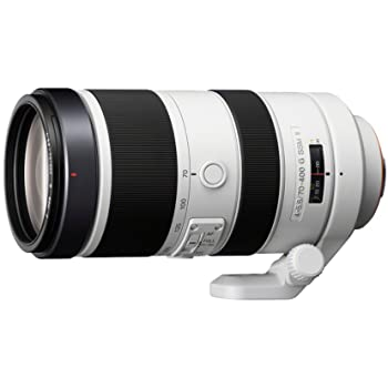 Sony A Mount SAL 70-400mm G