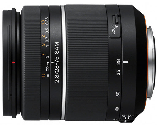 Sony A Mount f/2.8 28-75mm SAM