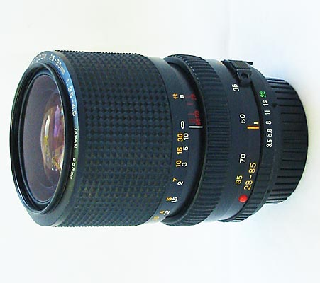 Minolta MD Zoom 28-85mm f3.5-4.5