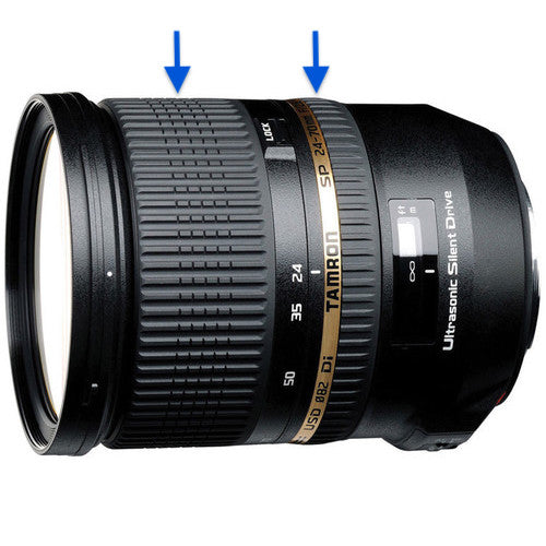 Tamron SP 24-70mm f/2.8 Di VC USD