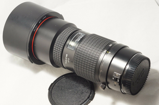 Tokina AT-X 828 80-200mm f/2.8 AF Lens for Canon