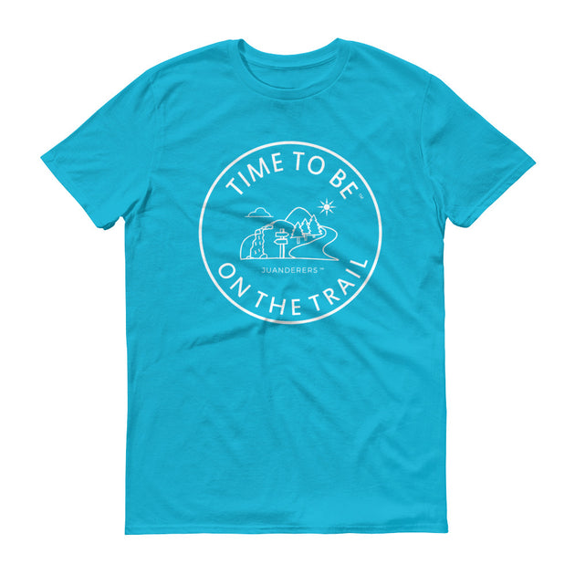 JUANDERERS ™ San Juan Islands T-Shirt Hiking