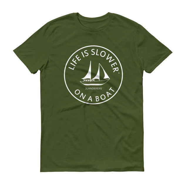 JUANDERERS™ San Juan Islands Boating T-shirt