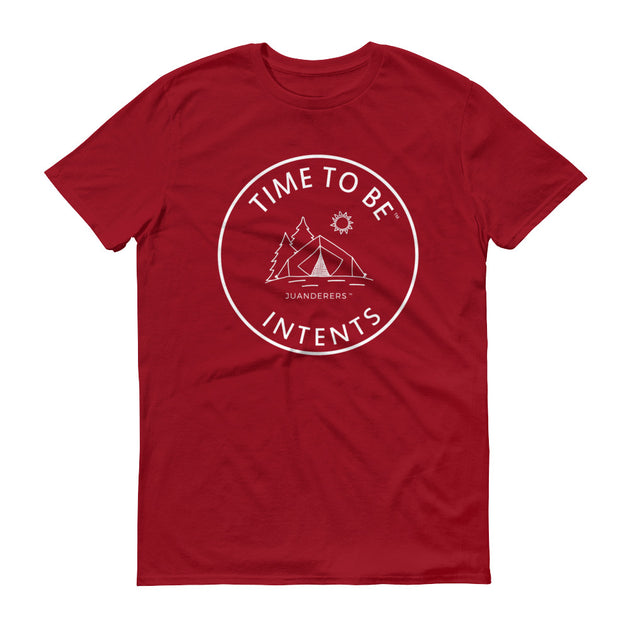 Time to be ™ | Short-Sleeve T-Shirt | Tents