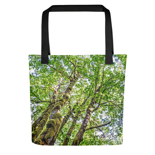 Merchandise | Full Print Tote bag | Trees