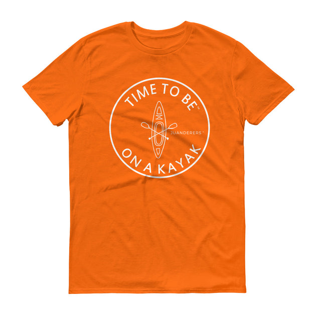 Time to be ™ | Short-Sleeve T-Shirt | Kayak