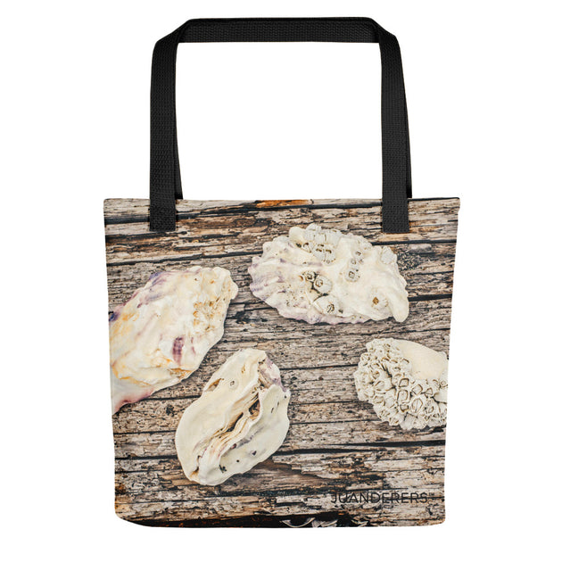 Merchandise | Full Print Tote bag | Oysters