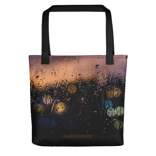 Merchandise | Full Print Tote bag | Rainy Ferry