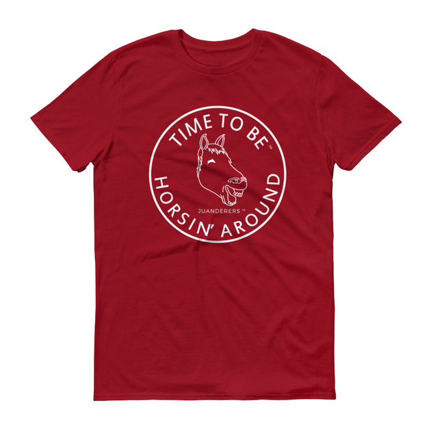 Time to be ™ | Short-Sleeve T-Shirt | Horsin'