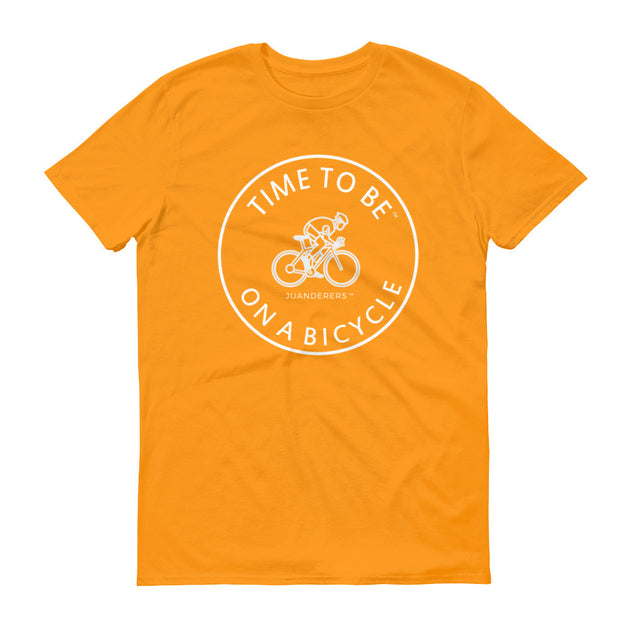 San Juan Islands Bicycling T-Shirt