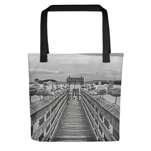 Merchandise | Full Print Tote bag | Waiting