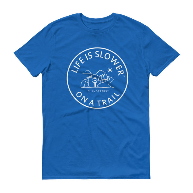 JUANDERERS ™ San Juan Islands Hiking T-Shirt