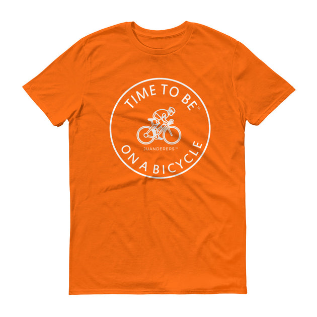 Time to be ™ | Short-Sleeve T-Shirt | Bicycle