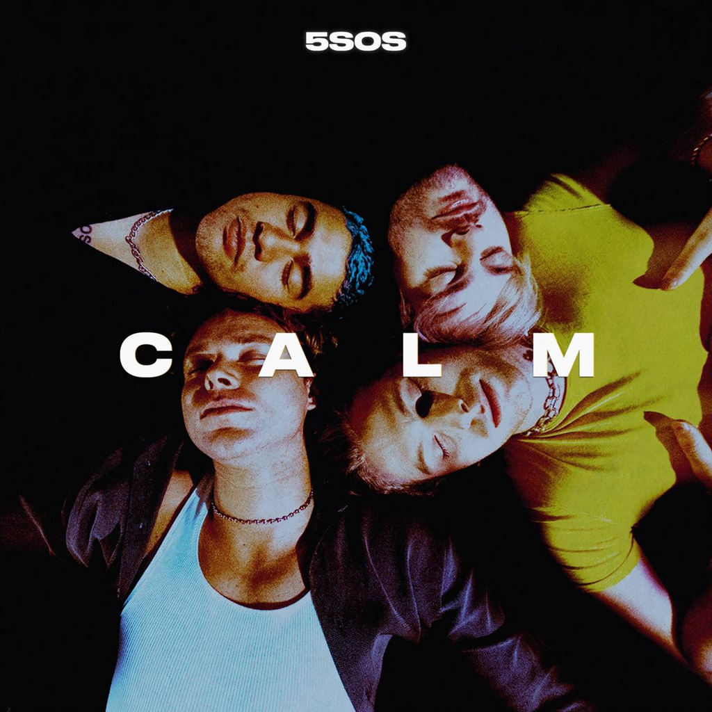 5 SECONDS OF SUMMER ESTRENA SU ESPERADO ÁLBUM CALM
