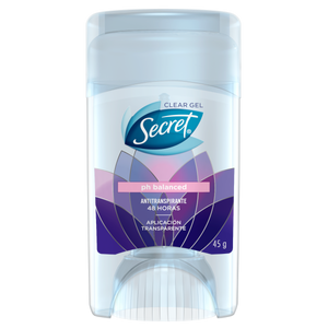 Trivia: Gana un kit de Desodorante Secret Clear Gel