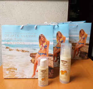 Trivia: Gana un kit de Silk Hydration Air Soft de Hawaiian Tropic