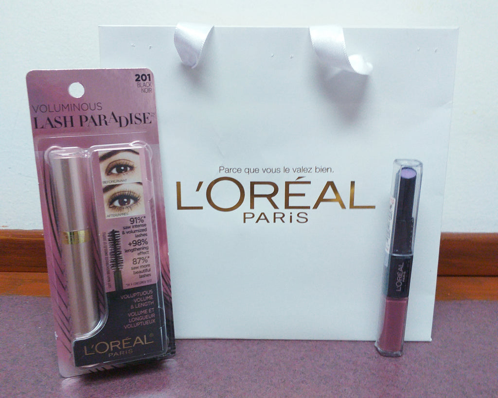 Trivia: Gana un kit de VOLUMINOUS LASH PARADISE By L'Oréal Paris y un Labial Liquido INFAILLIBLE 24HR Lipstick