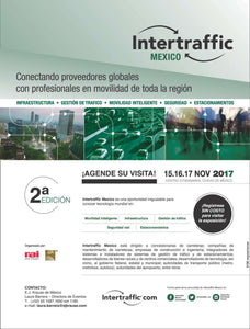 Los Invitamos a Intertraffic 2017