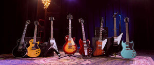 Epiphone Guitar Giveaway Of The Day World Tour: Gives 28 Guitars To Fans Worldwide On GibsonTV In April