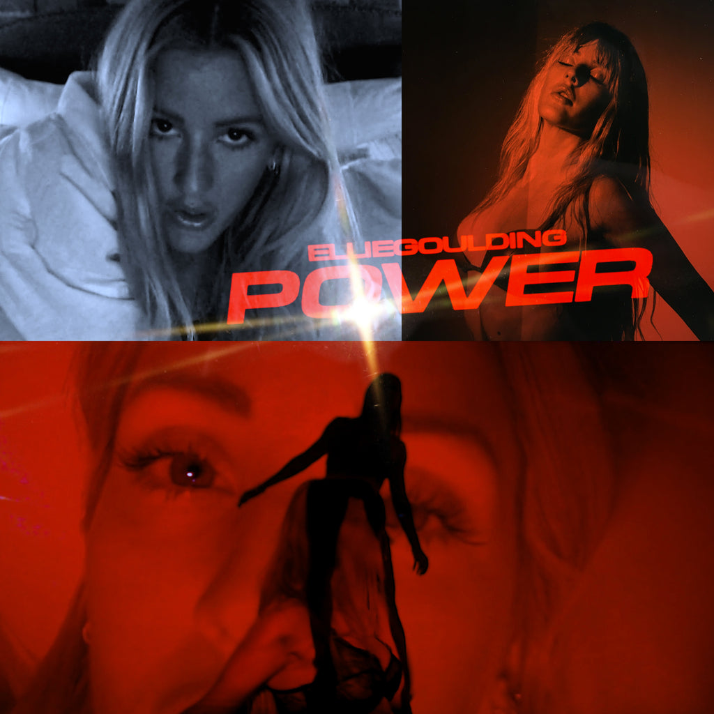 "ELLIE GOULDING REGRESA CON ""POWER"""