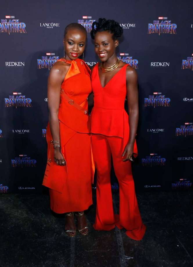 "Marvel Studios presentó anoche Black Panther ""Welcome to Wakanda"""