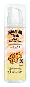 CON SILK HYDRATION AIR SOFT DE HAWAIIAN TROPIC HIDRATAR Y PROTEGER TU PIEL
